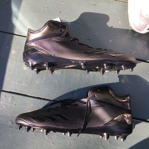 Adidas Adizero 5 Star 6.0 Mid Football LAX Cleats